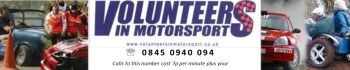 VolunteersInMotorsport